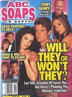 ABC Soaps In Depth August 8, 2000