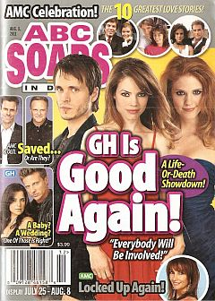 ABC Soaps In Depth August 8, 2011