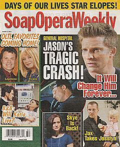Soap Opera Weekly - August 9, 2011