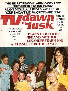TV Dawn To Dusk September 1972
