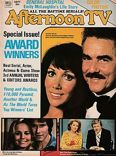 Afternoon TV September 1975