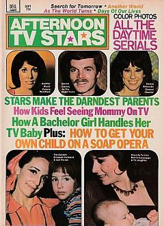 Afternoon TV Stars September 1975