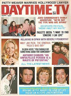 Daytime TV - September 1975