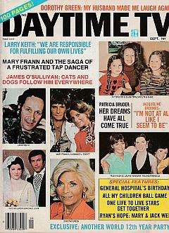 Daytime TV - September 1976