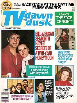 TV Dawn To Dusk September 1976
