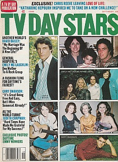 TV Day Stars September 1976