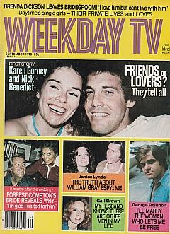 Weekday TV September 1976
