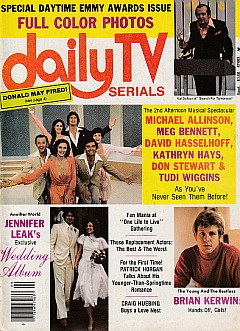 Daily TV Serials September 1977