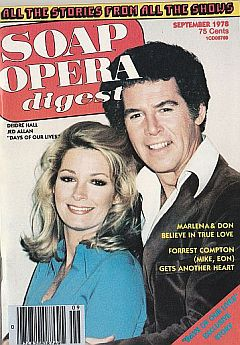 September 1978 issue of Soap Opera Digest