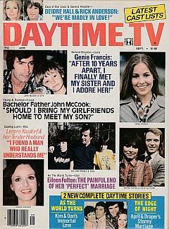 Daytime TV - September 1979