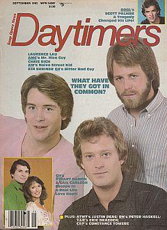 Daytimers September 1982