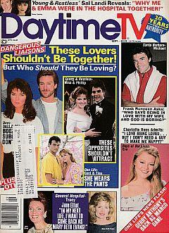 Daytime TV - September 1989