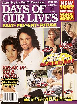 Sept 1997 Days Of Our Lives Special