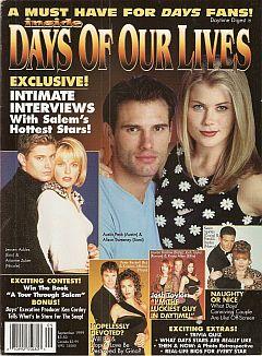 Sept 1999 Inside Days Of Our Lives