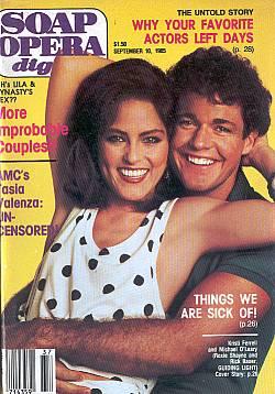 Soap Opera Digest September 10, 1985