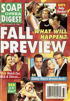Soap Opera Digest - September 10, 1996