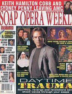 Soap Opera Weekly September 10, 1996