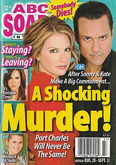 ABC Soaps In Depth September 11, 2007