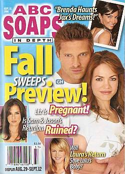 ABC Soaps In Depth Sept. 12, 2006
