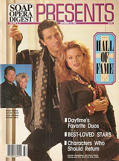 Soap Hall Of Fame September 12, 1989