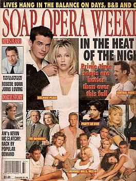 Soap Opera Weekly September 12, 1995
