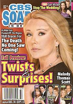 CBS Soaps In Depth September 13, 2010