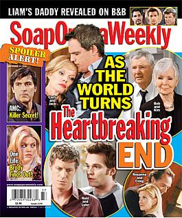 Soap Opera Weekly Sept. 14, 2010