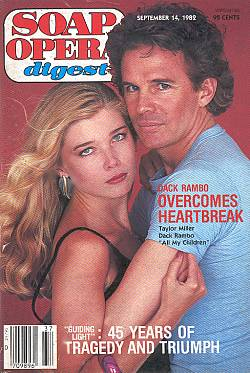 Soap Opera Digest - September 14, 1982