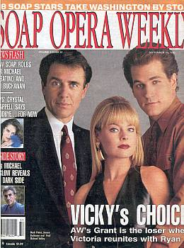 Soap Opera Weekly September 14, 1993