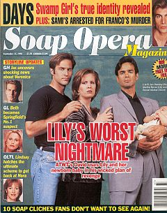 Soap Opera Magazine September 15, 1998