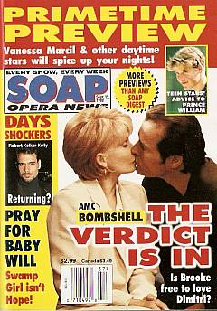 Soap Opera News September 15, 1998
