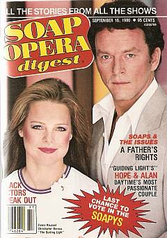 September 16, 1980 issue of Soap Opera Digest