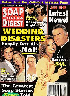 Soap Opera Digest - September 16, 1997