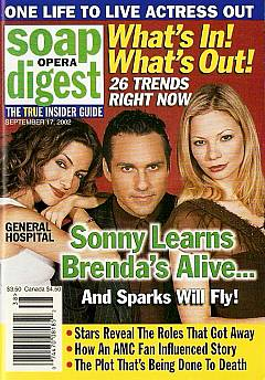 Soap Opera Digest Sept. 17, 2002