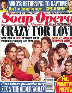 Soap Opera Magazine September 17, 1996