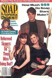 Soap Opera Digest September 18, 1990