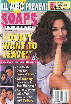 ABC Soaps In Depth - September 1, 1998