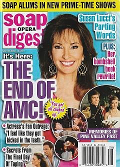 Soap Opera Digest September 20, 2011
