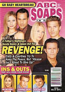 ABC Soaps In Depth September 2, 2003