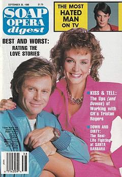 Soap Opera Digest September 20, 1988
