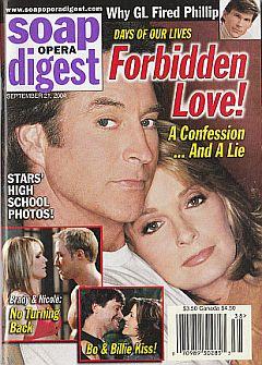 Soap Opera Digest Sept. 21, 2004