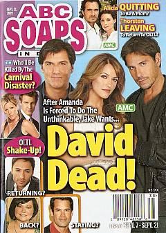 ABC Soaps In Depth September 21, 2009