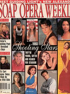 Soap Opera Weekly September 21, 1993