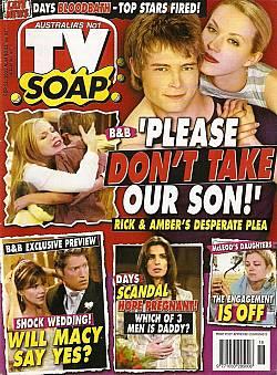 TV Soap September 22, 2003