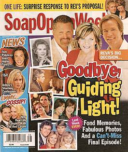 Soap Opera Weekly Sept. 22, 2009