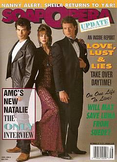 Soap Opera Update September 22, 1992