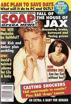 Soap Opera News September 22, 1998