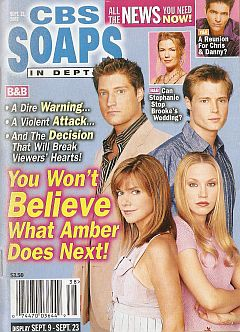 CBS Soaps In Depth September 23, 2003