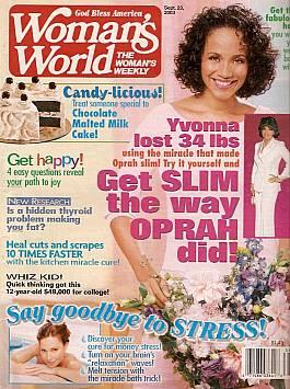 Woman's World September 23, 2003