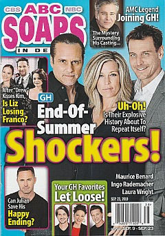 ABC Soaps In Depth September 23, 2019